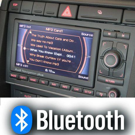 AUX Audi RNS-E Bluetooth/3G Audi Q5 A6 A4 Q7 A5 S5