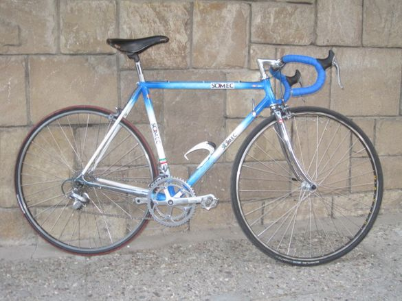 Somec- италиански шосеен велосипед-РЕТРО!!!