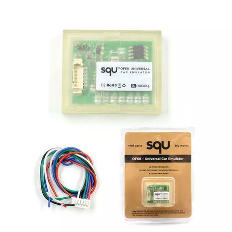Универсален имобилайзер (immo), SRS airbag, tacho, ESL, CAN емулатор