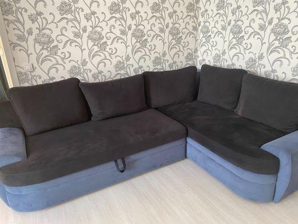 Продаётся Диван с креслом