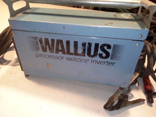 Invertor de sudura Wallius made Suedia 150A
