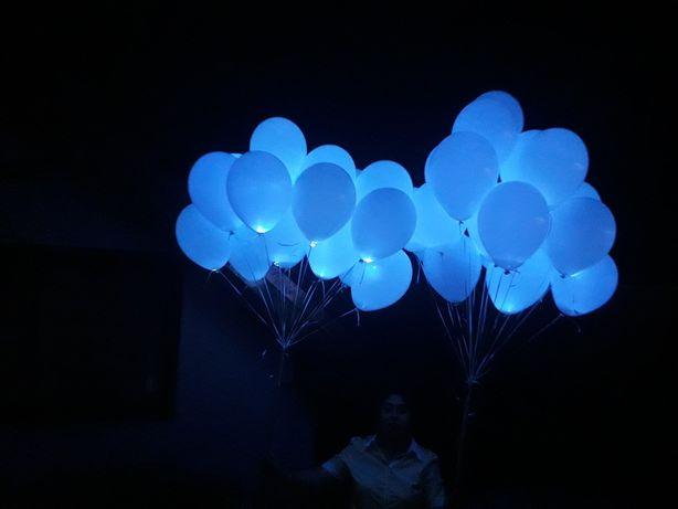 Baloane cu heliu si led Suceava