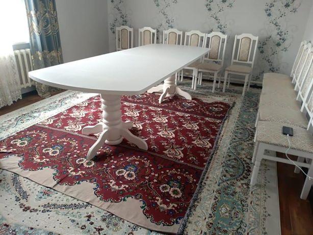 Стулья и стол на заказ