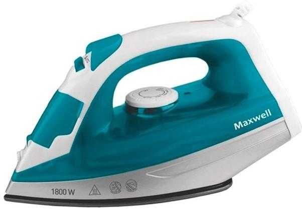 Утюг Maxwell MW-3056 Blue