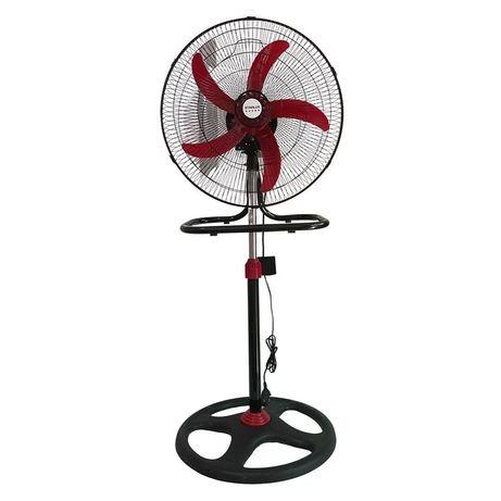 Вентилятор  черный