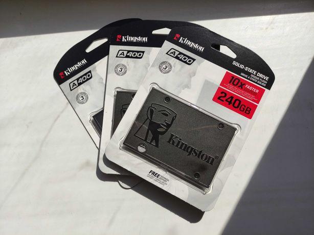 SSD-накопитель Kingston A400 (240 ГБ).