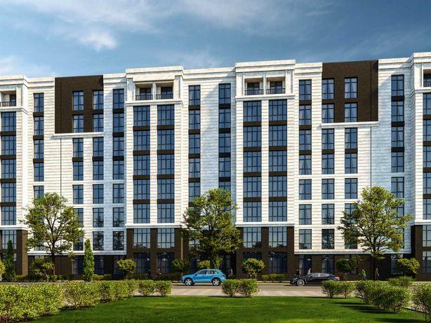 Новый ЖК Стокгольм бизнес класса! Продается 4х квартира 144.13 кв.