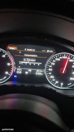 Audi A8 Masina este impecabilă