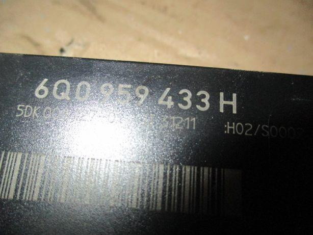 Calculator modul confort Skoda Fabia Polo Seat A2 cod 433H Original