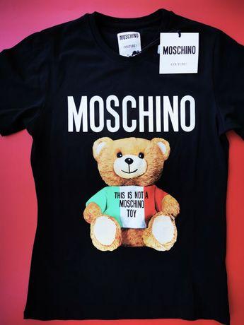 Tricou unisex Moschino