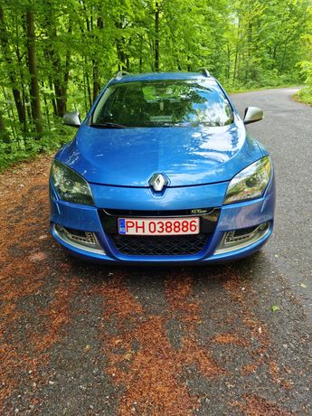 Renault Megane 3 GT LINE