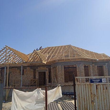 Делаем строительные работы Строим дома коттеджи  дачи