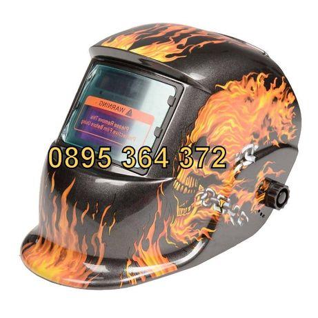 Соларна маска - Заваръчен шлем - соларен заваръчен шлем 01