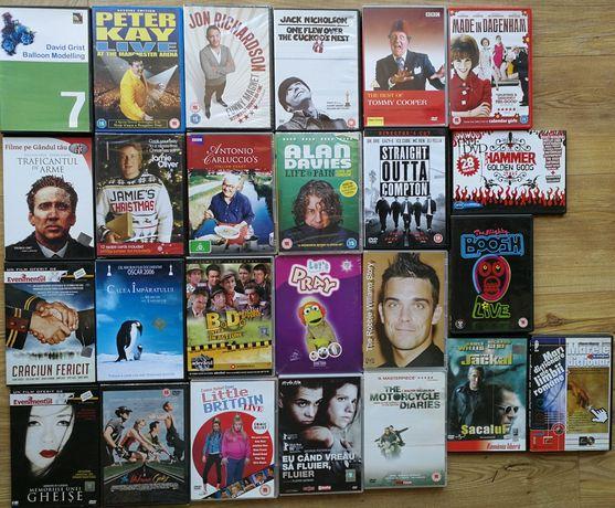 Dvd filme eu cand vreau sa fluier BD In act concerte Robbie Williams