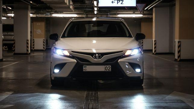 Toyota Camry 70 SE 2020 г.в.