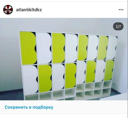 Мебель для детских садов по лучшим ценам в Казахстане!