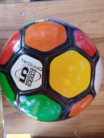 Мяч футбольный экокожа
