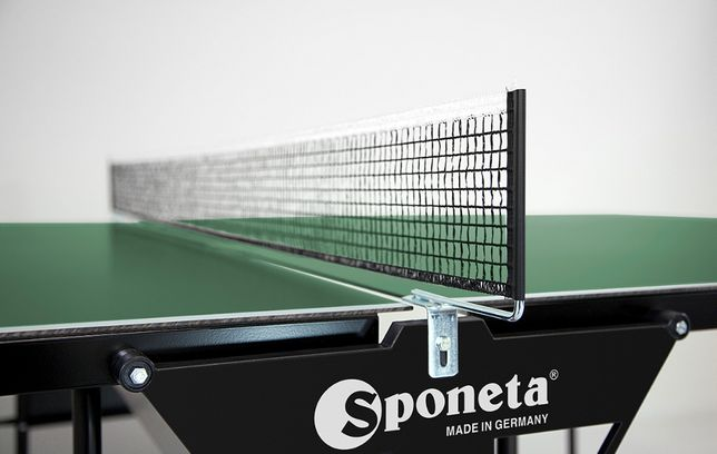 masa mese de tenis SPONETA - interior - S1-12i, verde - GERMANIA
