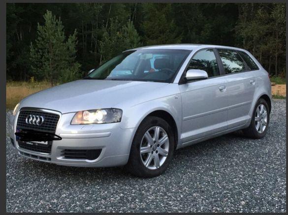 Audi A3 части