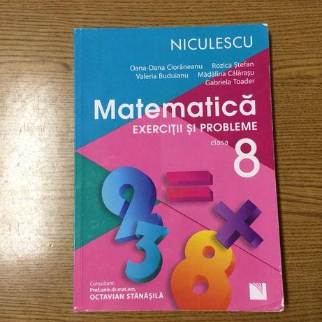 Matematica Exerciţii şi probleme pentru clasa a VIII-a, Rozica Ştefan