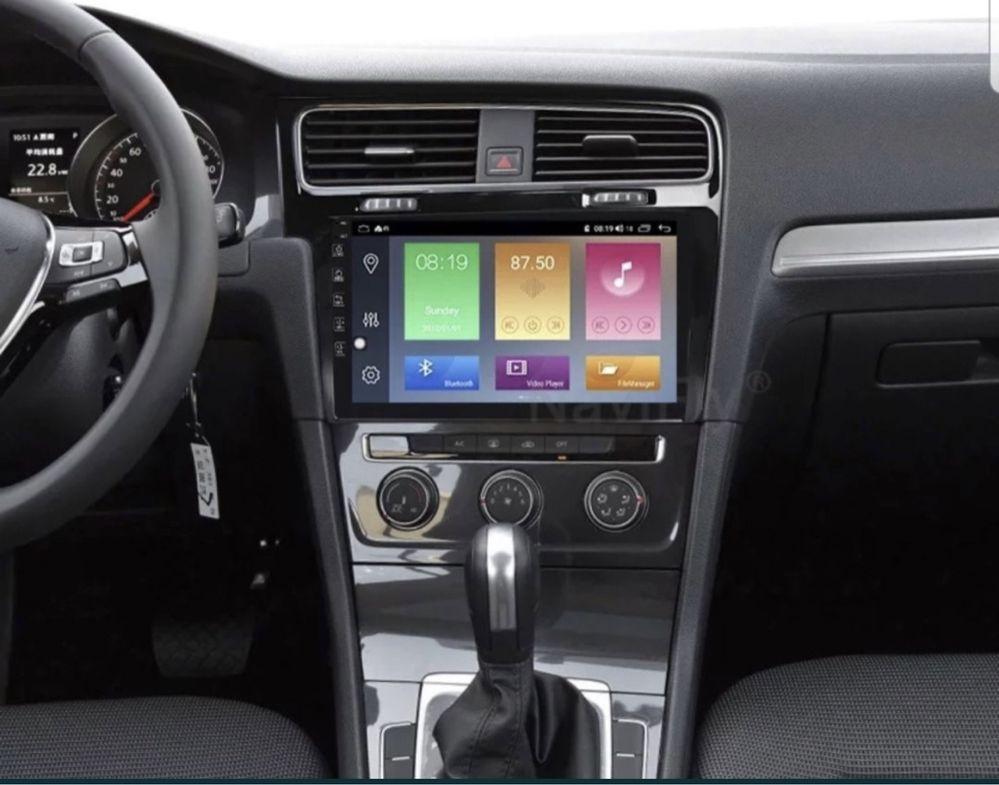 Navigatie dedicata VW Golf 7 2013 - 2018 cu Android 10.1 si GPS