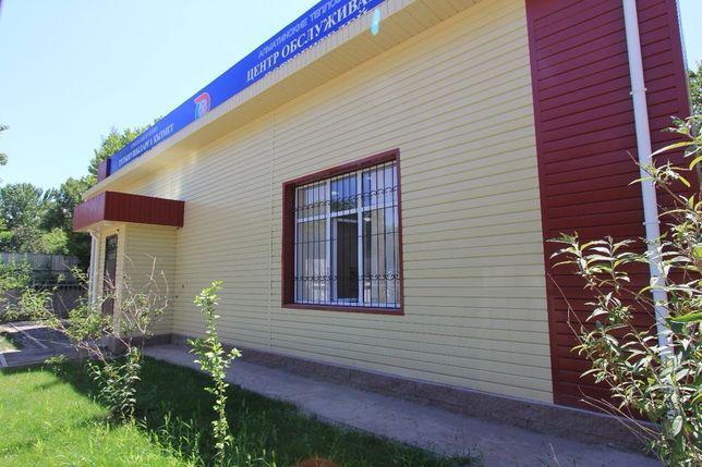 Сайдинг металлический под размер в Алматы