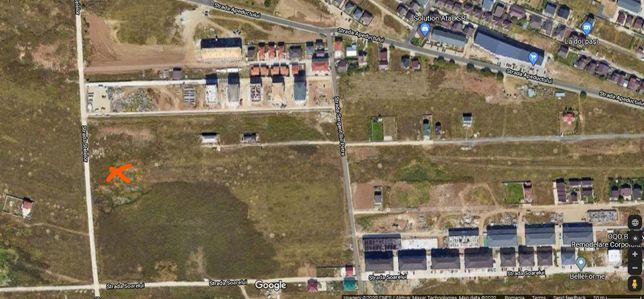 Vand/Schimb teren intravilan Chiajna 948 mp str.Ilie Petre