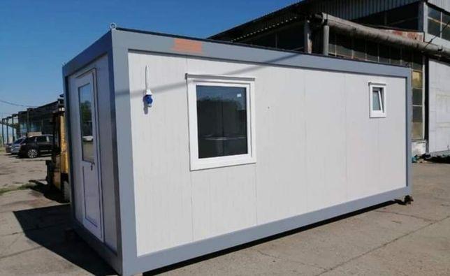 Container birou depozitare vestiar de santier modular containerelocuit