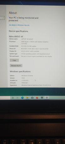 Acer nitro AN517-41 ,ryzen7