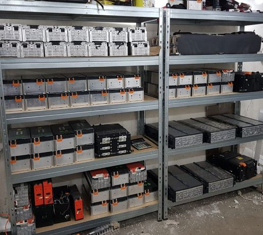 Baterii Li-Ion 12,24,48 100A (1.5 kw) FORD FOCUS 2019 . panouri solare