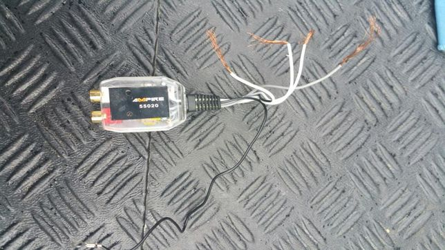 Inpendace adaptor ampire 55020