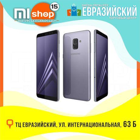 MiSHOP15 Samsung Galaxy A8 4/32/IP68 (ТЦ Евразийский, ул.Букетова 52)