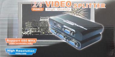 Spliter VGA, 4 porturi