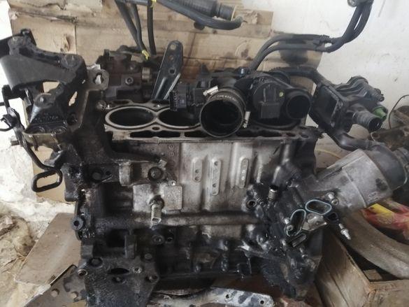 Двигател за пежо 307/1.6HDI