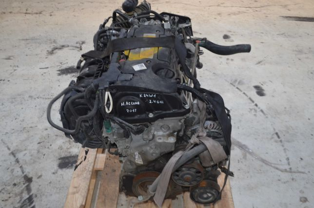 Двигатель на Honda Accord/2013год/2.4 CDI/