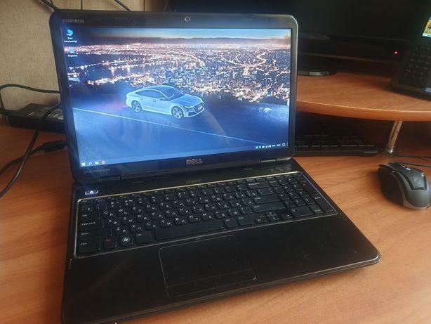 Dell, core i5, ssd 120, hdd 600, ОЗУ 6, Nvidia GT625M