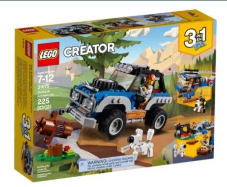 -35% Lego Creator 31075 [3-in-1], Masina De Aventuri, Trimit Gratis