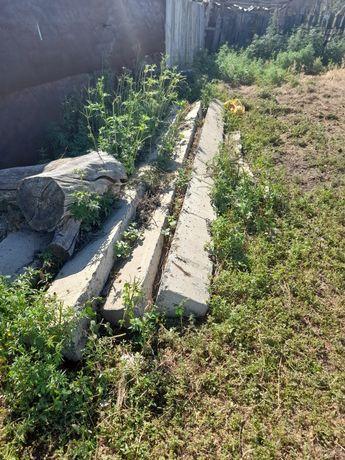 Продам столбы бетонные!