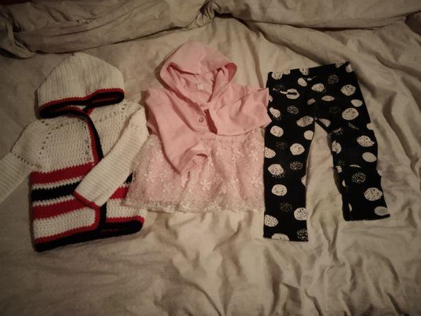 Вещи на девочку 1,5-2годика