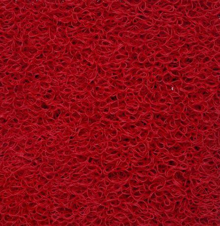 Stergator de picioare din pvc SPAGHETTI MAT rosu, verde, gri, negru