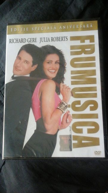 DVD FRUMUȘICA Film de colectie