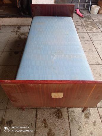 Кровать деревянная разборная