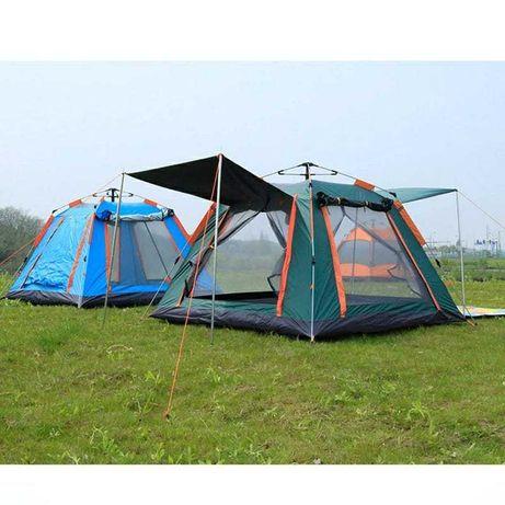 1689 Палатка зонтичная автоматическая просторная крепкая