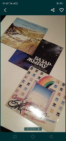 Казахская музыка на виниле