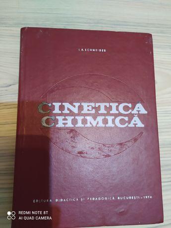 Cinetica chimica de Schneider 1974