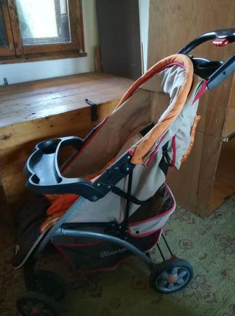 Продавам лятна количка за дете
