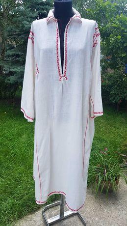Camasa/ie cu poale veche pentru costum popular