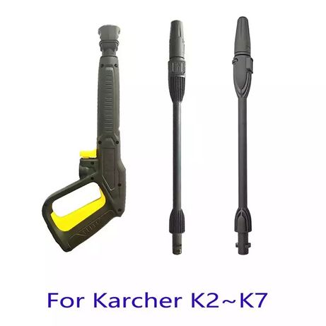 Pistol + lance spalat karcher k2-k7