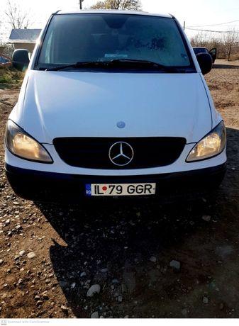 Mercedes Vito 8+1 locuri, NU FAC SCHIMBURI