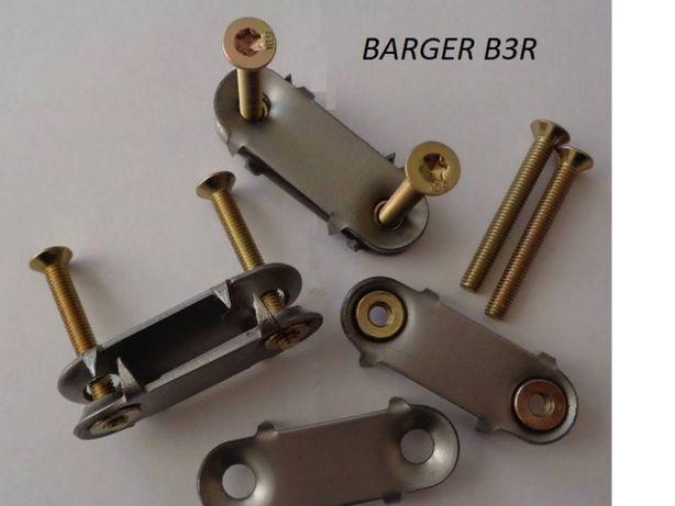 Механические соединители конвейерной ленты BARGER